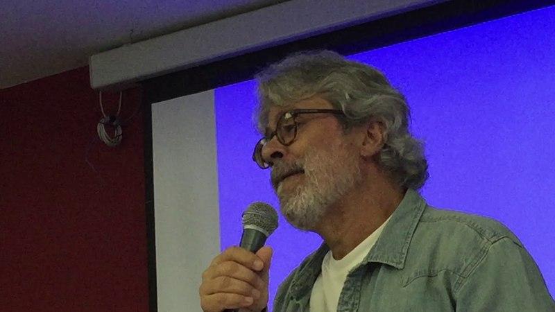 Faustino Luiz Couto Teixeira Espiritualidade em Gilberto Gil Centro de Ação Cultural Exp 05jun18