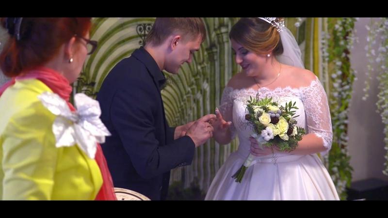Миша и Таня. Свадебный клип.