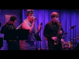 Bjorkestra - Army of Me (Bjork cover) - live at SubCulture, NY (2014)