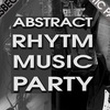 Abstract Rhytm Music Party