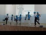 Танец Пилоты, 3Г класс, гимназия № 4