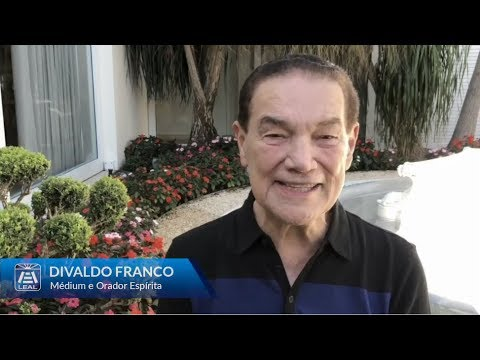 Divaldo Franco apresenta seu novo livro: Luz nas Trevas.