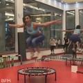 jumping bora