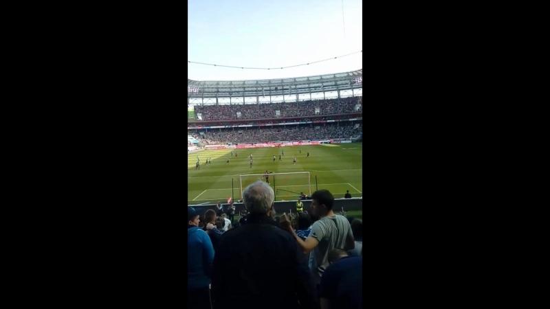 5.05.18 Стадион РЖД -арена.Черкизово