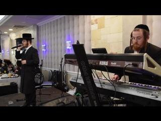 יהושע פרידמן שוכי גולדשטיין - קול ברמה נשמע - Shie Friedman Suchi Goldstein - Kol Beromo Nio