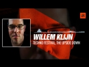 Willem Klijn @SfeerBeheer1973 Techno Festival The Upside Down Hybrid live DJ set using CDJ vinyl 12 11 2017 Music Pe