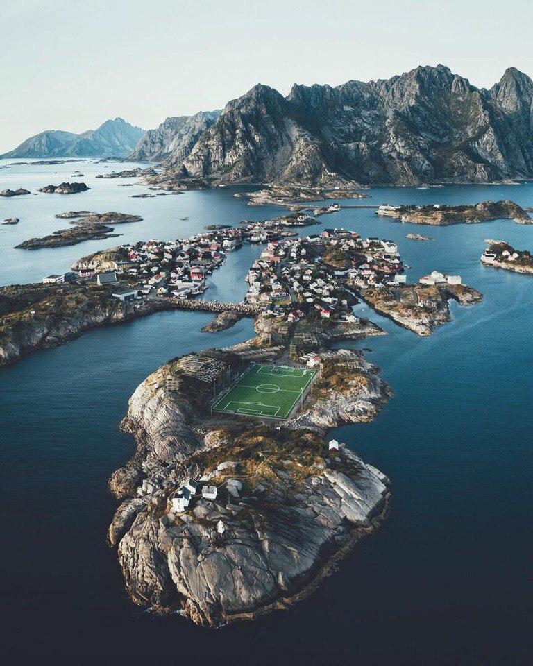 Роскошные пейзажи Норвегии - Страница 38 PxbPl6H4MS0