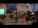Татьяна Цибульская исполяет песню