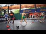 Fairtex - Good Old Boxing - Shadow boxing and footwork(01.08.18)