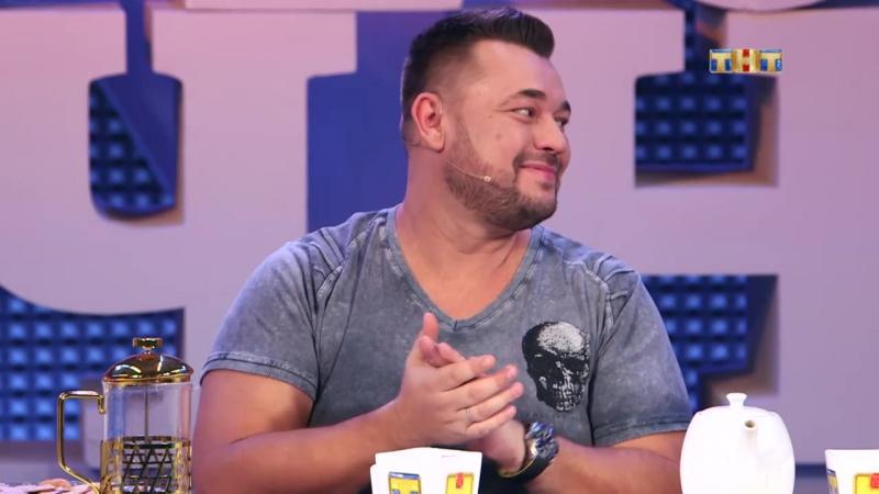 Сергей Жуков на шоу «Сплетницы»