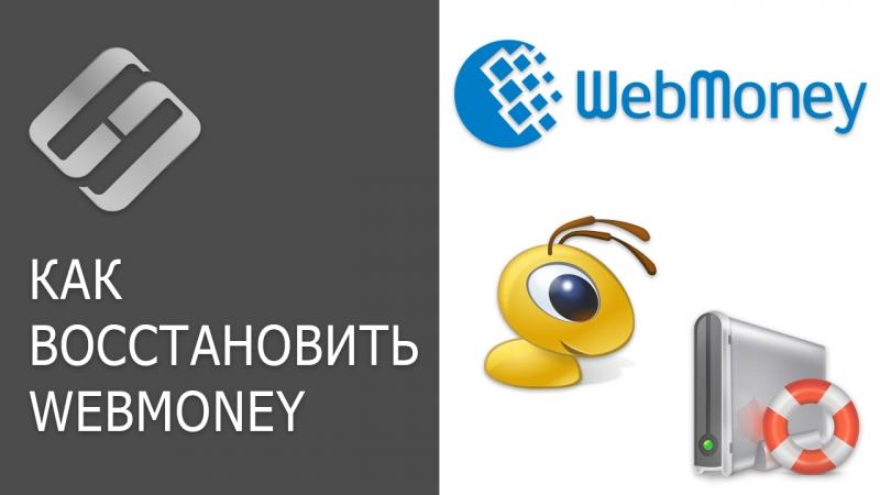 Восстановление файлов WebMoney: ключи kwm, кошельки, история сообщений и доступ к WMKeeper📁