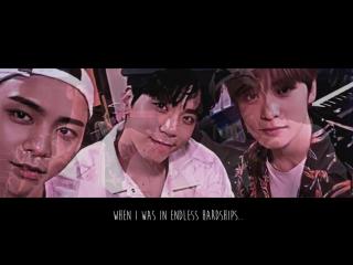 「Дань уважения к Джонхёну; Вся SM Семья」― R.I.P 1990 - 2017