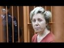 Допрос Надежды Судденок в суде