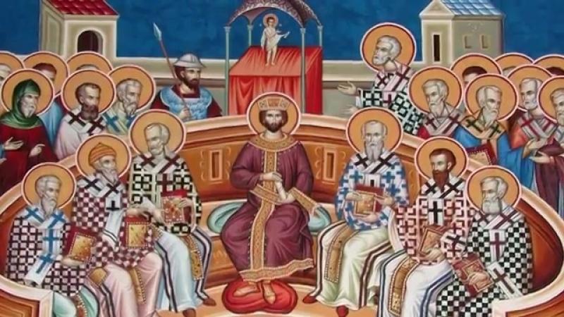 22 июля. Память святых отцов шести Вселенских Соборов. Семиречье, 2018