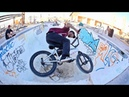 Abandoned Pool in the Desert (BMX)