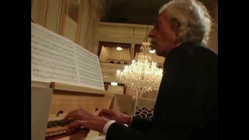 1080 (5) J. S. Bach - Die kunst der fuge, BWV 1080 5. Contrapunctus 5. Kyrie Eleison - Peter Ella, harpsichord