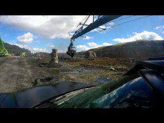 Transformers: The Last Knight   Alien Landscape: Cybertron