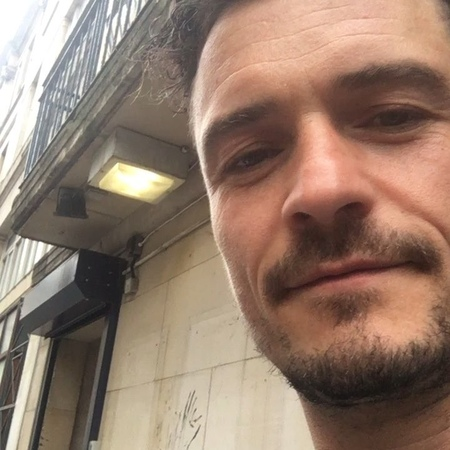 "Marcia Macgregor on Instagram: ""Blooming marvellous! Top bloke 😍 killerjoeplay orlandobloom @orlandobloom @killerjoeplay"""