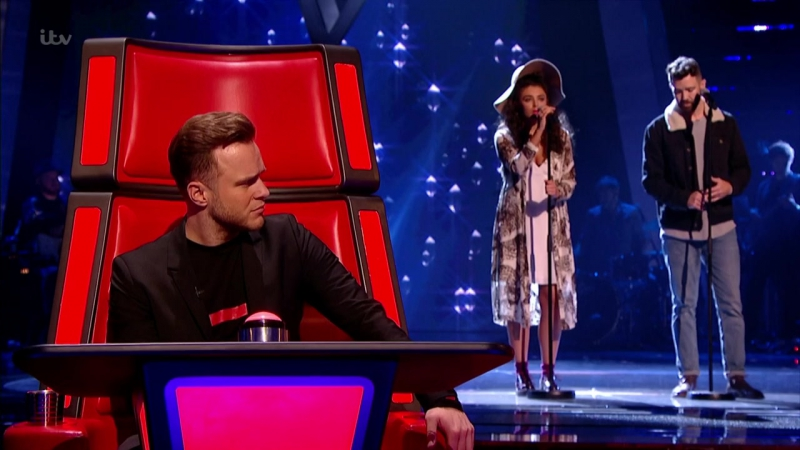 The Voice UK 2018 - S07E01 - Blind Auditions 1 (HD)