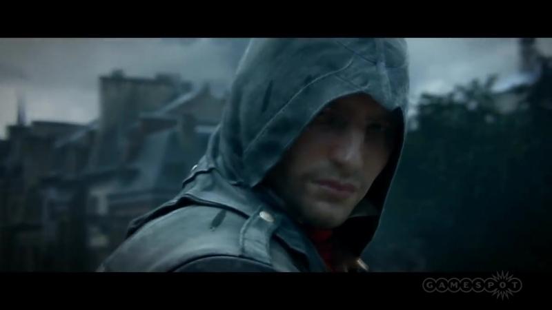 Assassins Creed Unity - Elise Reveal Trailer