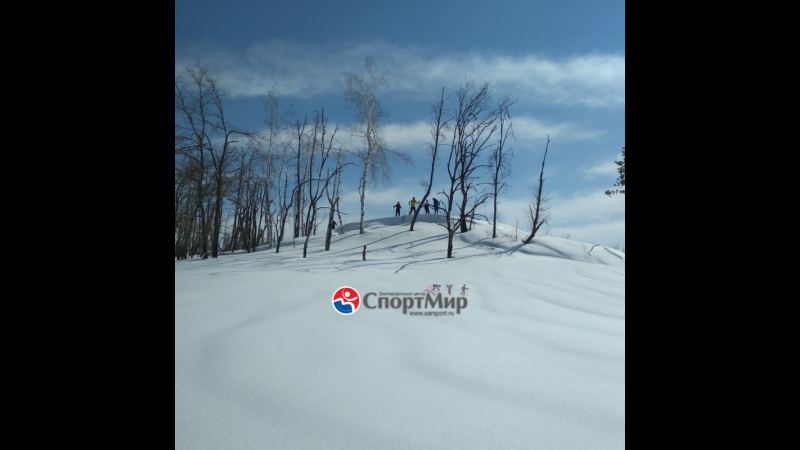 2018 Лыжные прогулки со СпортМиром Карабулак