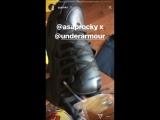 A$AP Rocky x Under Armour Sample