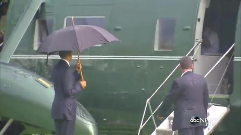К дискуссии о президентах, женщинах и зонтиках