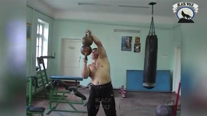 БОГАТЫРЬ из Донбасса - Дмитрий Халаджи - Самый СИЛЬНЫЙ Человек в МИРЕ. Мотивация