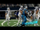 The Spanish Radio call for Luke Kuechly's pick-6 vs. the Cowboys is the BEST thing you will watch today.