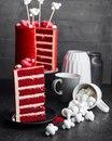 Торт «Красный бархат» новая версия