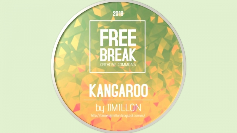 Breakbeat Music: Kangaroo (Original Mix 2018) by JJMillon (Free Download / Creative Commons)
