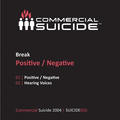Break альбом Positive / Negative