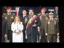 Una explosión en pleno discurso de Maduro en Venezuela