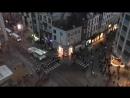 Фанаты звезды YouTube устроили погром в Брюсселе