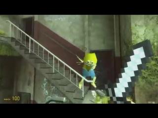 Нуб превратился в Бонни аниматроник в майнкрафт! Нуб против троллинг ловушка minecraft нубик и про