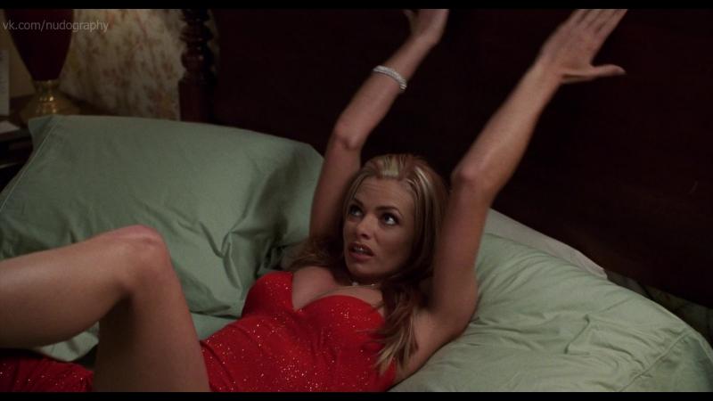 Джейми Прессли (Jaime Pressly) в фильме Недетское кино (Not Another Teen Movie, 2001) 1080p Голая? Грудь