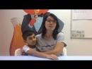 Видео отзыв мамы Лилии об обучении ее сына Ильяса на курсе Скорочтение и развитие интеллекта
