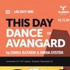 THIS DAY   DANCE of AVANGARD