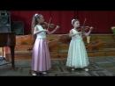 Казакова Маргарита и Бакута Александра