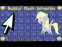 Bubble Flash Animation