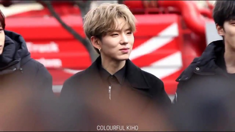 [VK][171125] MONSTA X fancam (Kihyun focus) @ Mini-fanmeeting Music Core