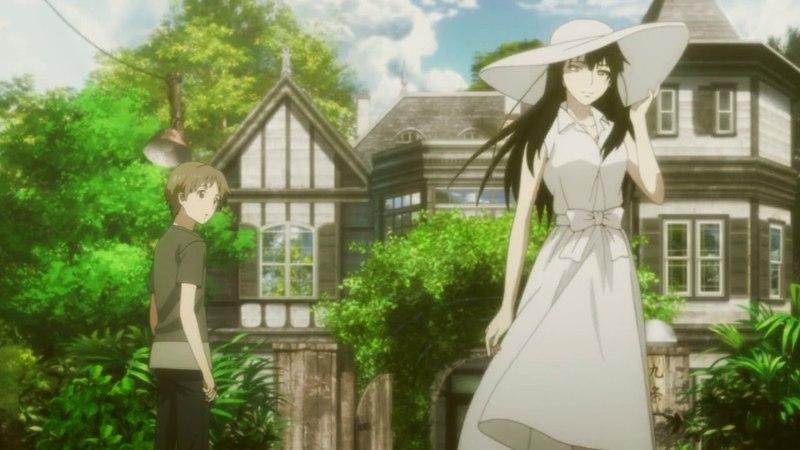 Аниме клип AMV - Sakurako-san no Ashimoto ni wa Shitai ga Umatteiru