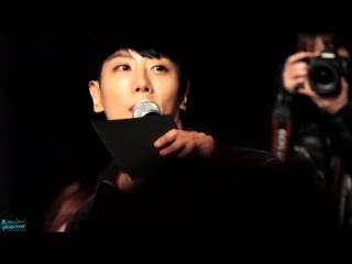 171026 Block MV Beautiful Tomorrow 뷰티풀투모로우 - 박효신(ParkHyoshin)  정재일(Jung Jaeil)무대인사