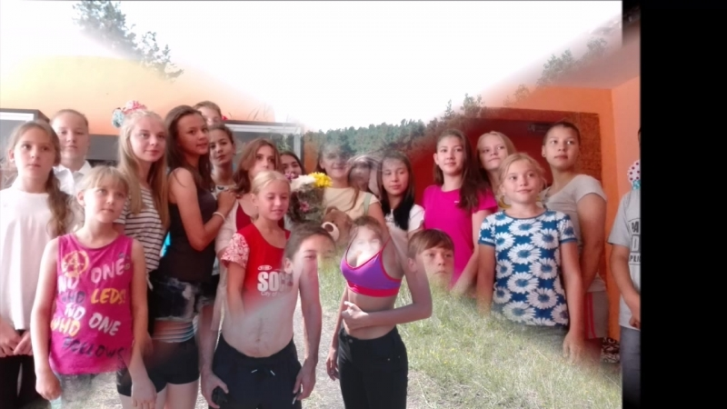 Видео с лагеря