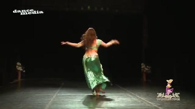 Victoria Vasutkina- Bellydance festival 'Dancing city' 21729
