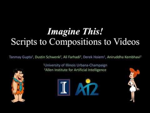 Искусcтвенный интеллект научился создавать мультфильмы на основе текста