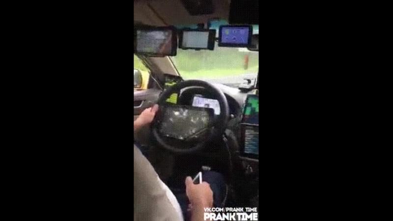Таксист 80 lvl