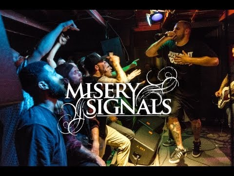 Misery Signals @ che cafe 20130731 part 1
