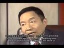 海軍中將葛敦華Admiral Ko Tun Hwa接受美國電視製作人William Cole電視專訪