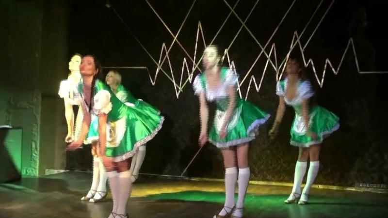 Баварская Полька шоу балет ТАИС гор Москва